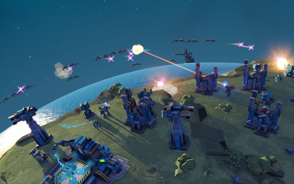 Game Updates Archives - Planetary Annihilation: TITANS